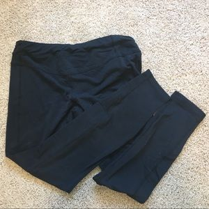 Zipper Lululemon leggings